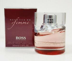 HUGO BOSS Essence de Femme 50ml Edp Eau de Parfum Concentree Nuevo
