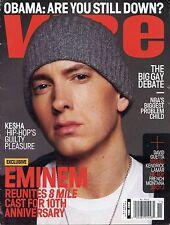 EMINEM Vibe Magazine  OCT/NOV 2012 NEW UNREAD