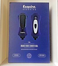 Esquire Brush Dryer Hand Dryer For Men Grooming Gift Idea Chi Farouk