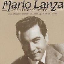 Mario Lanza : Mario Lanza: The Ultimate Collection CD (2004) ***NEW***