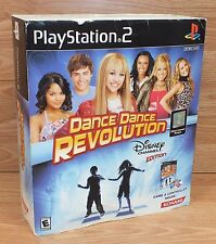 Dance Dance Revolution Disney Channel Edition Controller Mat & Game Bundle!