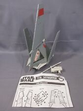 "Star Wars ""LUKE'S T-16 SKYHOPPER"" Complete Power of the Force POTF 1996"