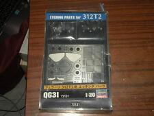 HASEGAWA 1/20 F1 FERRARI 312T2 ETCHING PARTS UP GRADE QG31 FOR KIT box damaged
