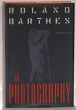 Roland Barthes on Photography Frank Paulin's copy Nancy Shawcross 1997 first ed.