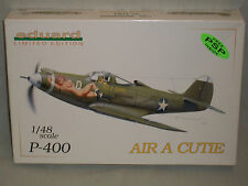 Eduard 1/48 Scale Bell P-400 With PSP Display Base - Limited Edition