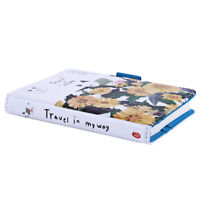 Journal Diary Notebook Blank Paper Travel Planner Notebook Stationery S