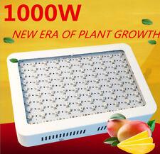 1000W LED Grow Light Panel Lamp for Hydroponic Plant Veg Growing Full Spectrum