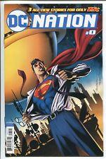 DC NATION #0 JOSE LUIS GARCIA-LOPEZ VARIANT - DC COMICS/2018 - 1/100