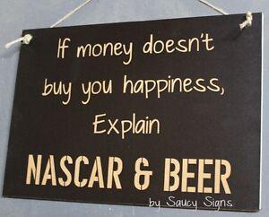 Nascar and Beer Sign Race Fan Logano Earnhardt Johnson Busch Stewart Etc,