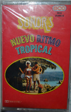Los Sonor's - Nuevo Ritmo Tropical - Cassette New! Sealed! Peerless