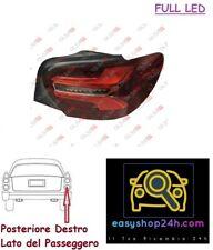 FANALE FANALINO STOP POSTERIORE SX A LED MERCEDES CLASSE A W176 12/> 2012/>