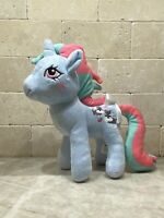G1 Retro Style Pony Custom Hqg1c - Puppy Love - Plush