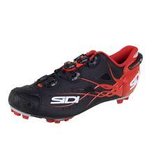 Sidi Tiger MTB ShoeMatt Black/Red46.5