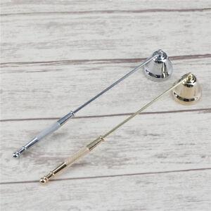 Candle Snuffer Wick Dipper Oil Lamp Trimmer Scissor Cutter Hook ODYU
