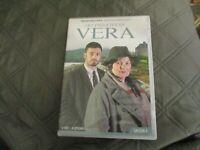 """COFFRET 4 DVD NEUF """"LES ENQUETES DE VERA - SAISON 4"""""""