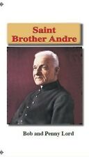 Saint Brother Andre Pamphlet/Minibook, by Bob and Penny Lord, New