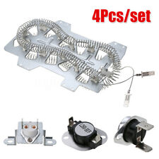 For SAMSUNG DC47-00019A 18A 17A Dryer Heating Heater Element Replacement Parts