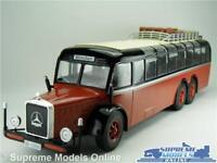 MERCEDES BENZ O10000 MODEL BUS 1939 1:43 SCALE IXO GERMANY MUNCHEN K8