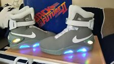 Universal Studios Back To The Future Shoes Officially Licensed Air Mags Size 11
