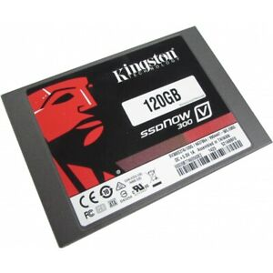 "Kingston SV300S37A/120G SSDNow V300 120GB SATA 2.5"" Solid State Drive A"