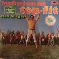 Max Greger Trimm und tanz dich top-fit (1974) [LP]