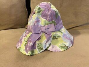 Brand New Baby Girl's Hat