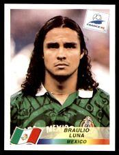 Panini France 98 (Mexico) Braulio Luna No. 364