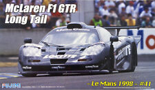 Fujimi RS-57 1/24 Model Kit Gulf Team Davidoff McLaren F1 GTR Long Tail Le Mans