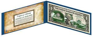 KANSAS State $1 Bill *Genuine Legal Tender* U.S. One-Dollar Currency *Green*