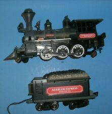 G Scale Keebler Engine & Tender by New Bright (Parts)