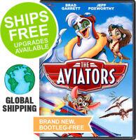 Aviators (DVD, 2015) NEW, Brad Garrett, Jeff Foxworthy, Cartoon, Animated Birds