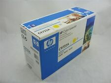 Original HP C9722A Colour Laserjet 4600 Series Toner Cartridge Yellow