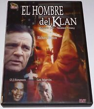 EL HOMBRE DEL KLAN