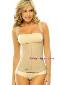 Siluet H21 Classic Latex Vest. ABDOMEN CONTROL. ORIGINAL FROM COLOMBIA NEW