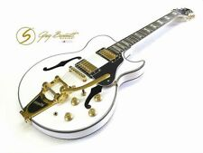 "E-Gitarre Samick ""Greg Bennett"" Royale IV Limted Edition mit Bigsby Tremolo"