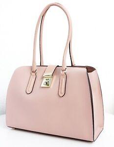 Furla Tasche Handtasche Milano M Tote 886560 Leder Moonstone neu
