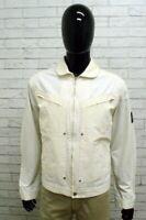 Giubbino REFRIGIWEAR CRUZCAMPO Cotone Uomo Taglia XL Cappotto Giubbotto Bianco