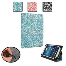 KroO Paisley Universal Fit Folio Cover Case fit NextBook Ares 8' Tablet