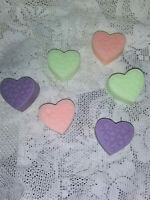 cats and more seaside 30 Soy wax Asian Spice Type mini melting tarts FREE shipping 6 shape choices hearts