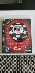 World Series of Poker 2008 (Sony Playstation 3, PS3)