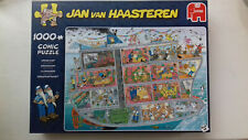 Jumbo 20021 Jan van Haasteren Cruise Ship Jigsaw Puzzle 1000 Piece