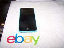 Apple iPhone 5c - 16GB - Blue (Sprint) A1456 (CDMA + GSM) SOLD AS IS