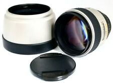 062 smc PENTAX FA 85mm f/1.4 IF Star ***EXC+++*** with HOOD FA STAR Ship By DHL