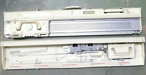 Brother KH 836 Punchcard Knitting Machine w/ Case + Patters, Book - 250