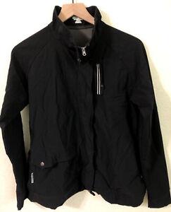 Bontrager Women's Commuting WSD Jacket Size S Navy Long Sleev