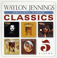 Waylon Jennings - Original Album Classics [New CD] Boxed Set
