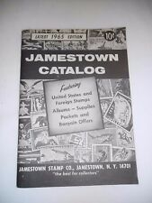 1965 Jamestown Stamp Catalog