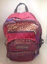 JanSport Rainbow Leopard Cheetah Animal Print Back Pack Book bag, TDN7, T4750471