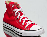 Converse Chuck Taylor All Star High Men's Women's Unisex Red White Sneakers Shoe