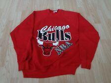 Men's Chicago Bulls L Vintage Crew Sweatshirt Tulex